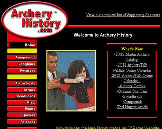 www.archeryhistory.com
