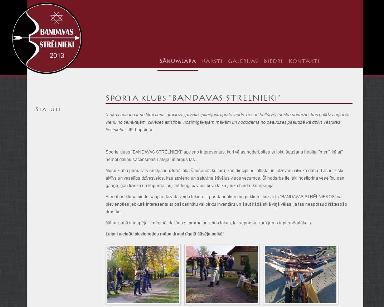 www.bandavasstrēlnieki.lv