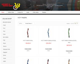 www.vbs-archery.nl